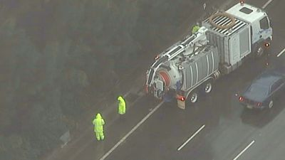 Authorities have been called to a number of road incidents all over the state. (9NEWS)