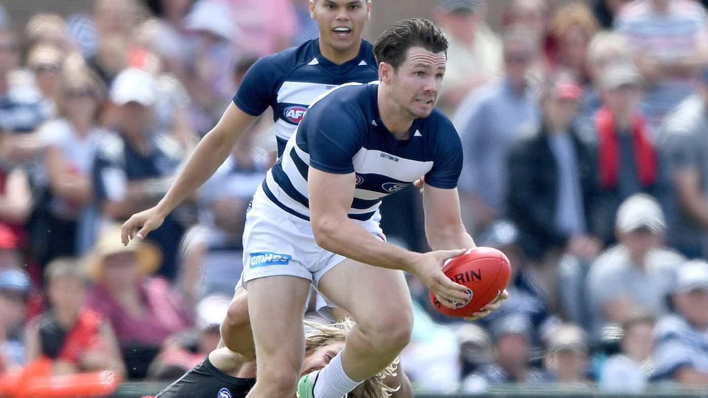 Dangerfield in doubt for Cats' AFL opener