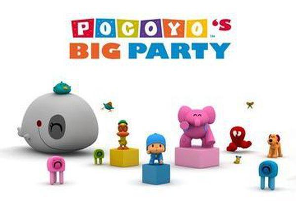 Pocoyo's Big Party