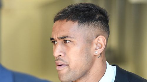 West Tigers' player Michael Gee Kam handed good behaviour bond for assaulting ride share driver
