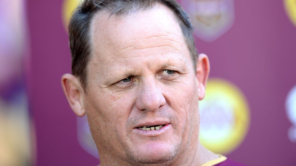 Queensland State of Origin coach Kevin Walters distances himself from Gold Coast job