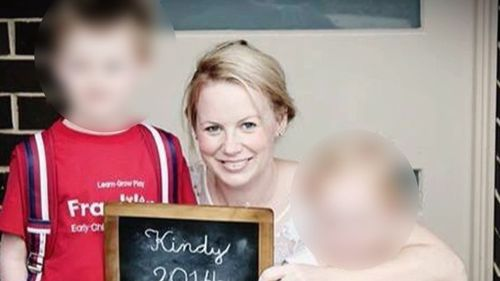 Canberra mother-of-two Jennifer Thew died earlier this week after suffering from bad influenza symptoms.(Facebook)