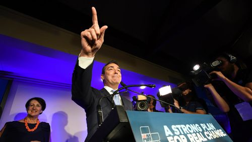 Steven Marshall's victory in South Australia is an endorsement of federal energy policy. (AAP)