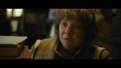 Melissa McCarthy is unrecognisable in first trailer for 'Can You Ever Forgive Me?'