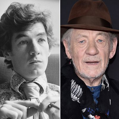Ian McKellen: 1969 and 2019