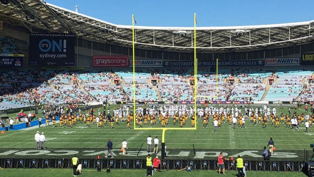 Gridiron: Bears, Rainbow Warriors make history at ANZ Stadium