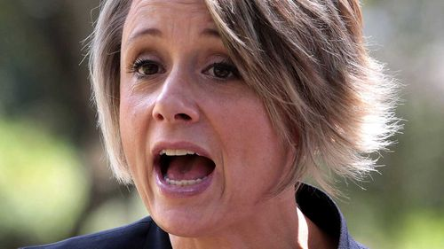 Kristina Keneally is running for Labor in Bennelong. (AAP)