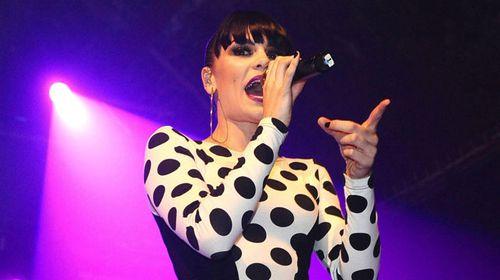Jessie J onstage. (AAP)