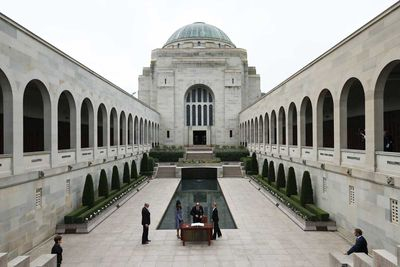 <strong>Most-Instagrammed in the ACT: The Australian War Memorial, Canberra</strong>