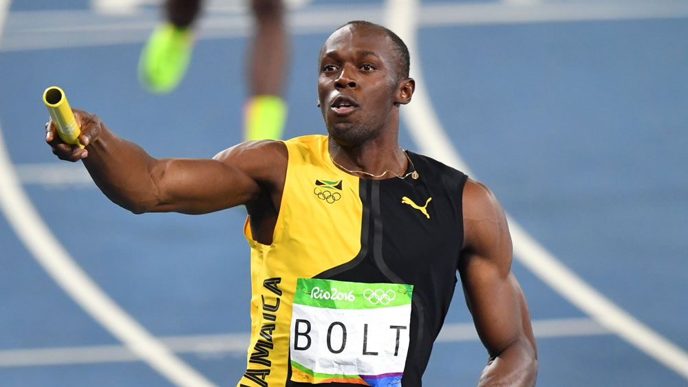 Rio Olympics: Bolt claims historic triple triple at Rio
