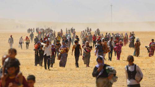 British join Iraq relief effort