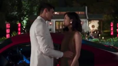 'Crazy Rich Asians' drops lavish first trailer