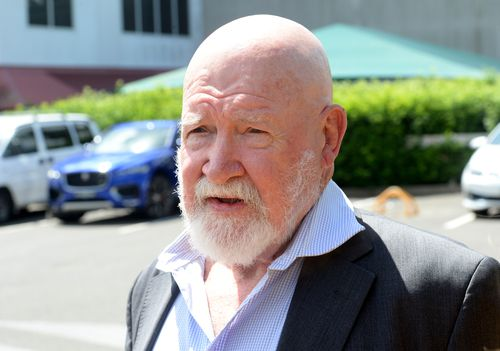 Former union boss John Maitland was also freed from prison today awaiting an appeal on charges against him.