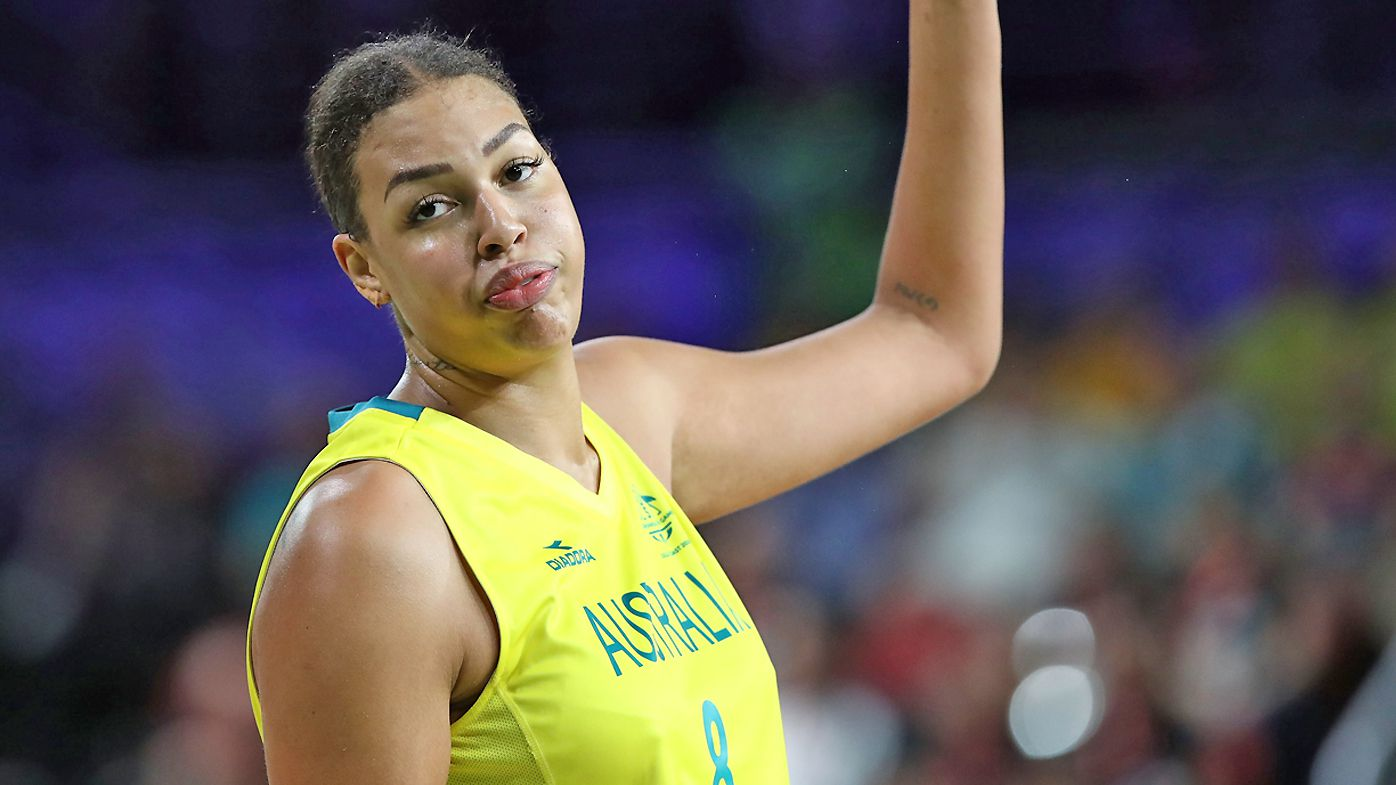 'Enough is enough': Opals legend Michele Timms' damning call on Liz Cambage