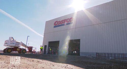 NSW Costco hub