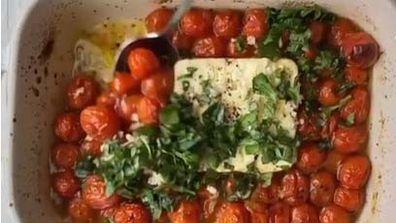 The viral feta pasta hack recipe