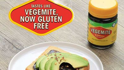 Gluten-free Vegemite hits supermarket shelves