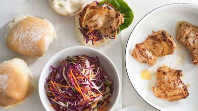 "Recipe: <a href=""http://kitchen.nine.com.au/2016/05/19/10/03/paprika-chicken-and-coleslaw-rolls"" target=""_top"">Paprika chicken and coleslaw rolls</a>"