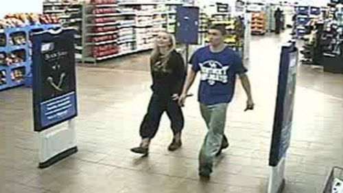 Two US teens on run in cross-country 'Bonnie and Clyde' crime spree
