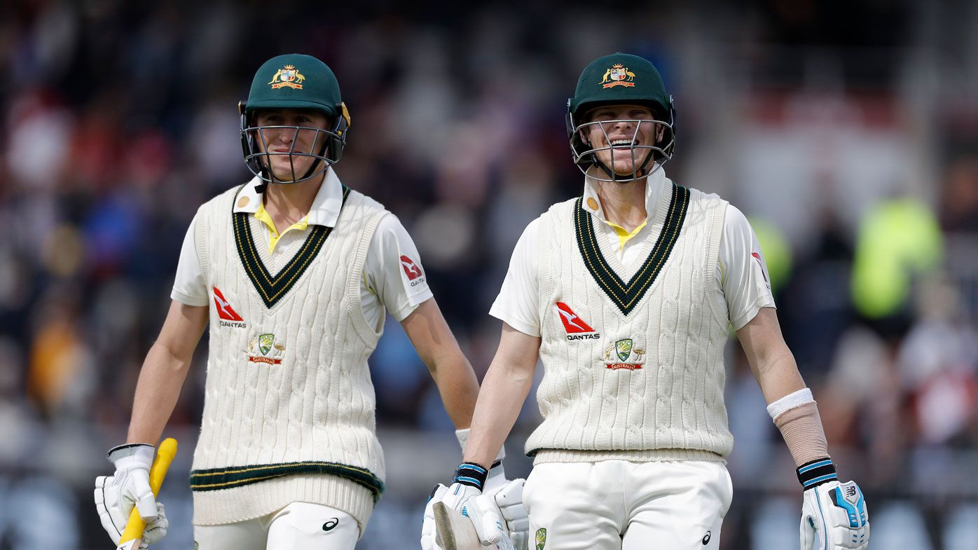 Smith and Labuschagne