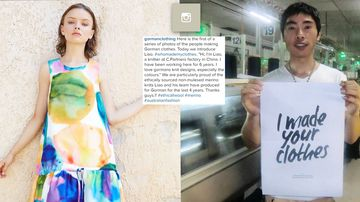Gorman responds to social media meltdown over post of Chinese factory worker