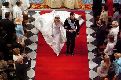King Felipe and Queen Letizia of Spain