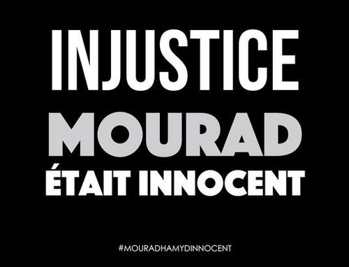French social media quickly tried to clear the name of Hamyd Mourad's name. (Twitter)