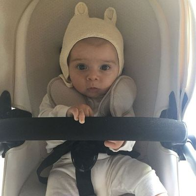 <p>Reign Aston Disick - Future lord of the world?</p>