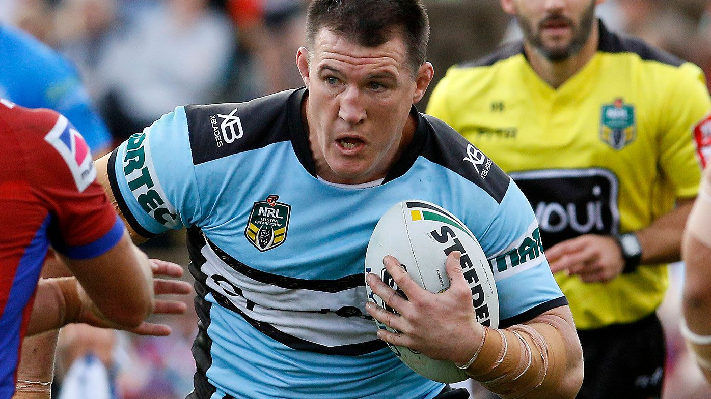 Paul Gallen reveals conversation with Billy Slater guided call not to retire