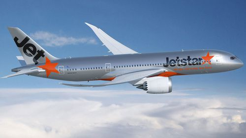 "A Jetstar flight heading from Sydney to Phuket was diverted to Denpasar overnight after six passengers became ""extremely disruptive"". (AAP)"