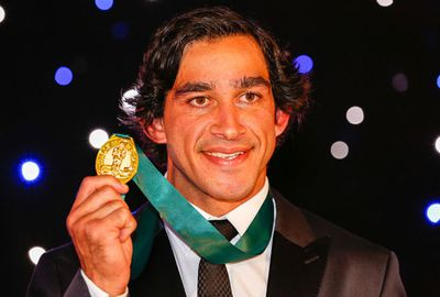 which included a record fourth Dally M medal...
