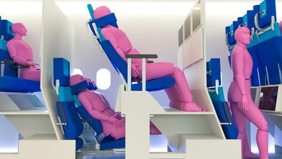 The Chaise Longue Economy Seat Project is nominated in the Judges Choice Awards.