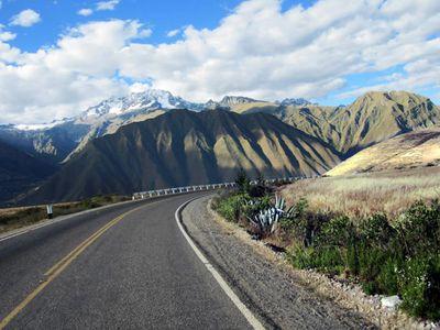 18. Sacred Valley of the Incas, Peru