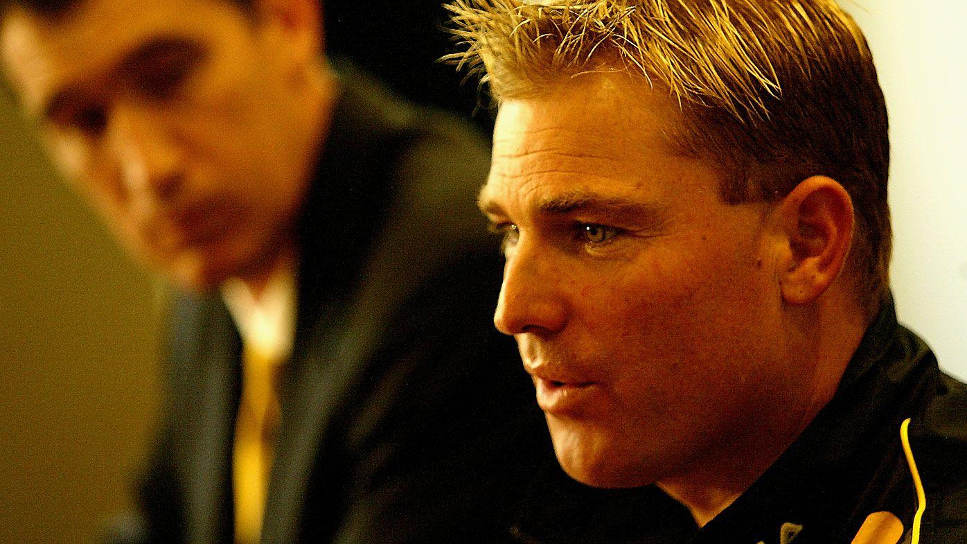 Shane Warne recalls biggest regret from 2003 suspension for banned substance