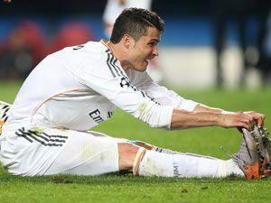 Cristiano Ronaldo. (Getty)