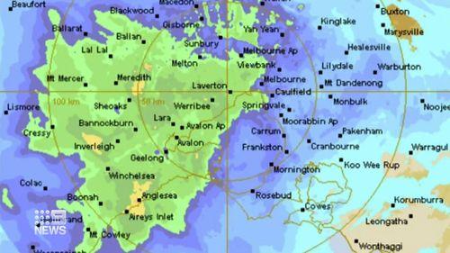 Victoria wet weather