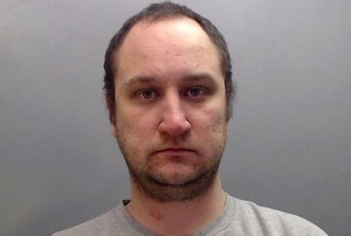 Convicted pedophile and former police officer Ian Naude. (Cheshire Constabulary).