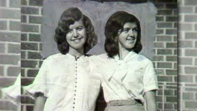 Christine Sharrock and Marianne Schmidt were murdered at Wanda Beach in Sydney on January 11 1965. Percy was linked to the area at the time, however DNA testing on the knife used in their murder only confirmed the killer was male. (9NEWS)