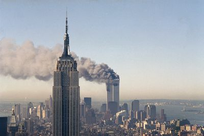United States  marking 17th anniversary of 9/11 attacks