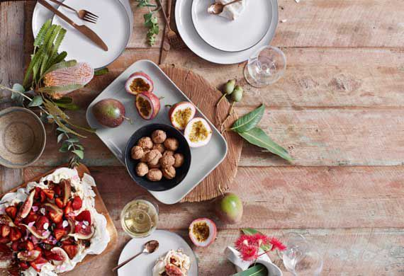 Australia Day table setting style tips
