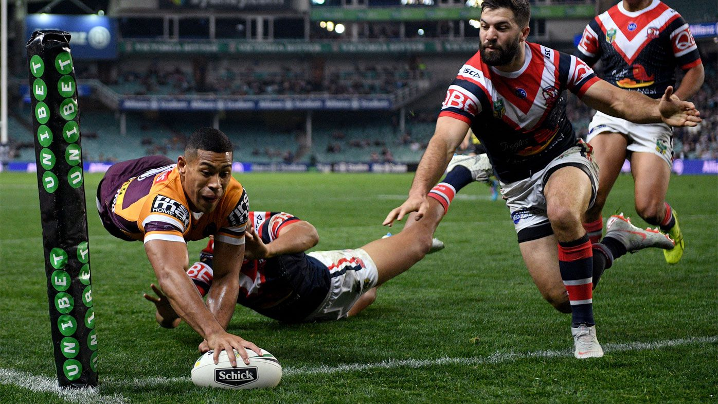 Broncos down Roosters