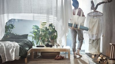 IKEA releases a wellness collection including its first Yoga kit