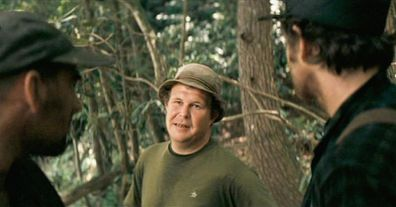 Ned Beatty in a scene from the film 'Deliverance', 1972.
