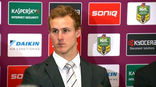 Daly Cherry-Evans will remain a Sea Eagle for life. (9NEWS)