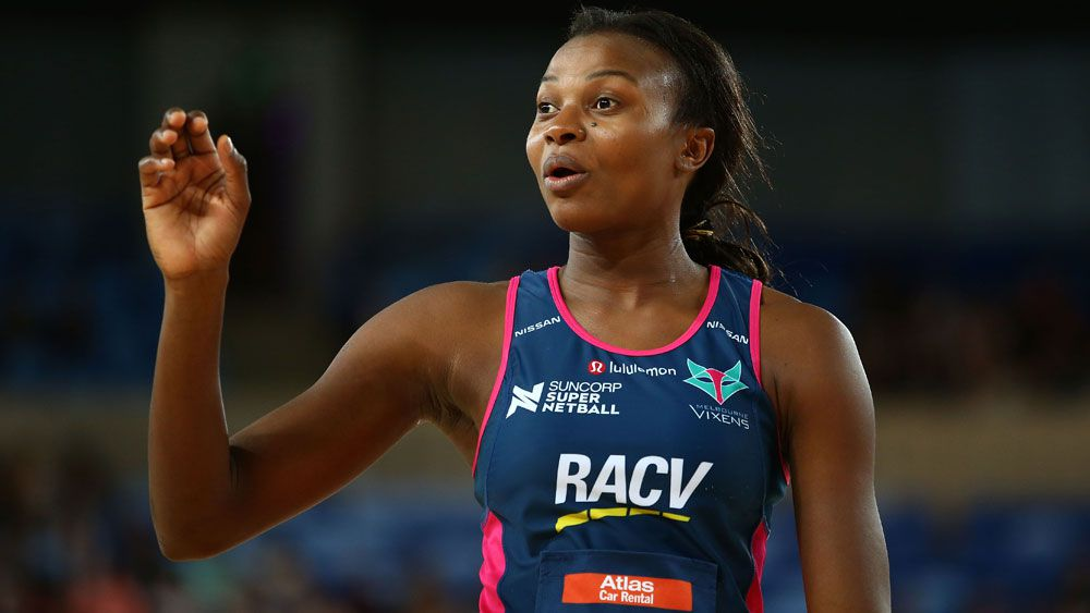 Melbourne Vixens back on top of Super Netball table with win over Adelaide Thunderbirds