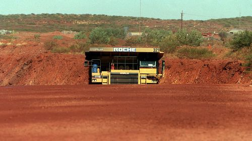 The Northern Territory government has confirmed a worker at the Newmont-owned Granites gold mine has tested positive to COVID-19.