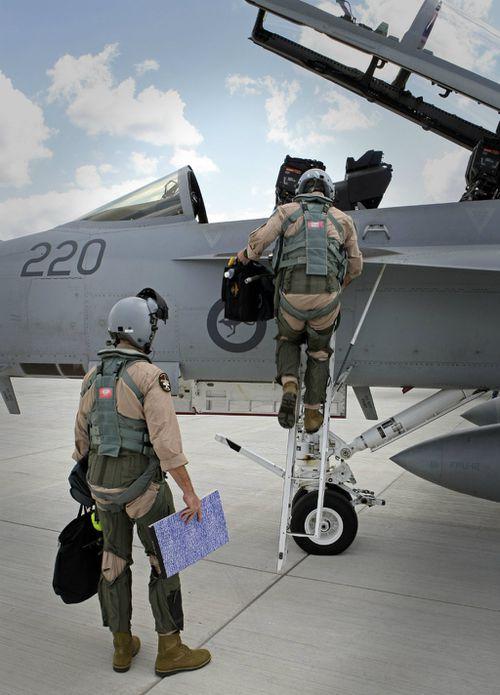 The RAAF contingent includes F/A-18F Super Hornets. (ADF)