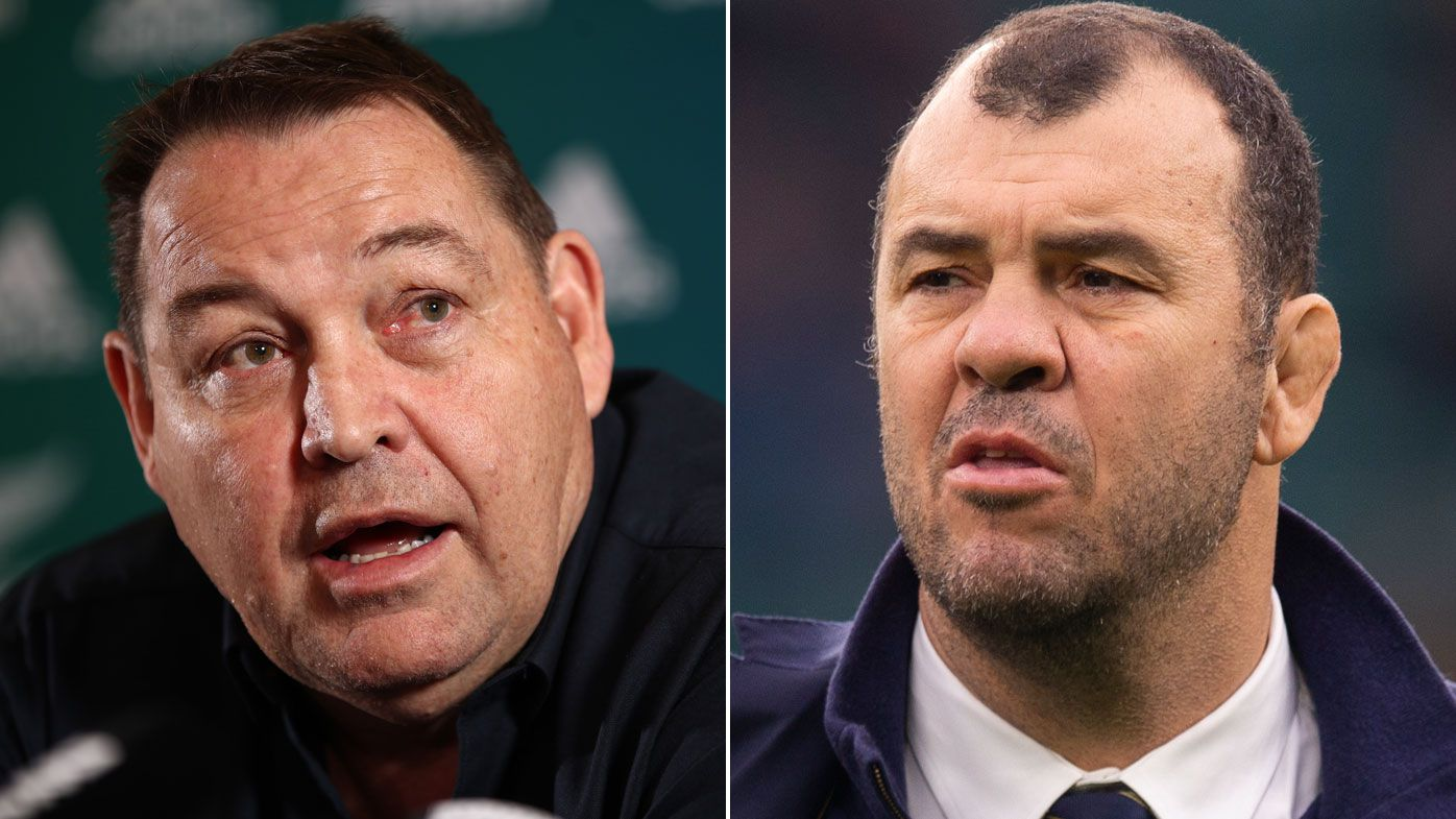 'Mickey Mouse' Michael Cheika's emotions are a weakness, says Steve Hansen