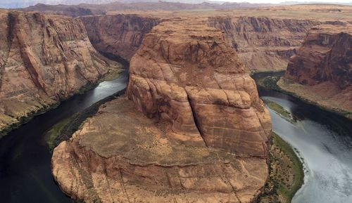 The 14-year-old girl, who has not been named, died on Christmas Eve at Horseshoe Bend in Arizona.