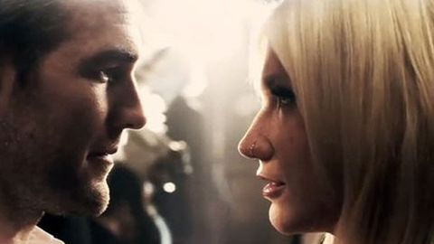 Kesha, James Van Der Beek